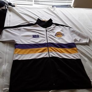 Los Angeles lakers warm up suit FOR SALE